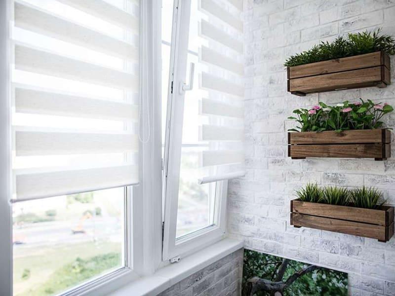 Окна и балконы под ключ