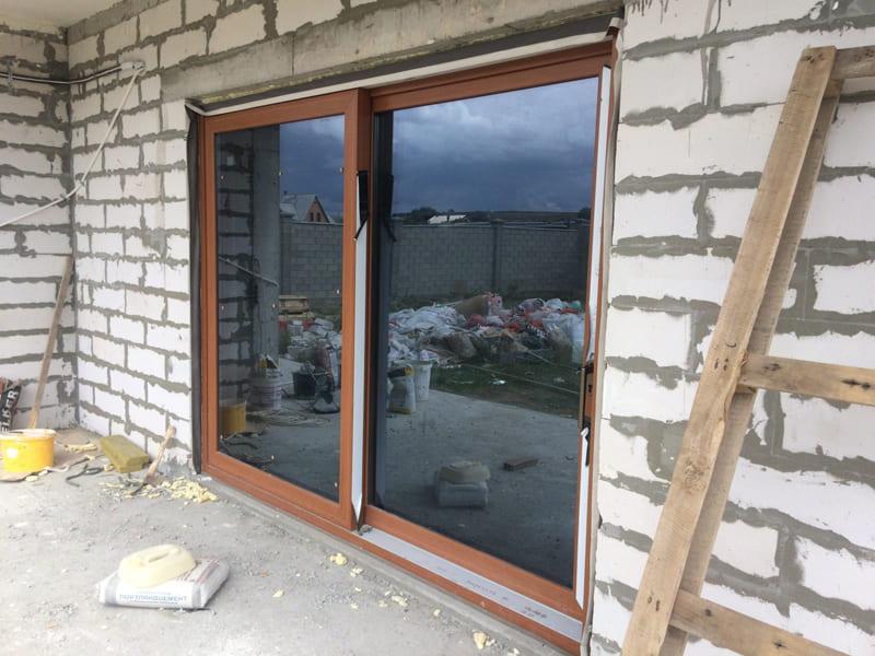 Фасадное остекление цена в Томске
