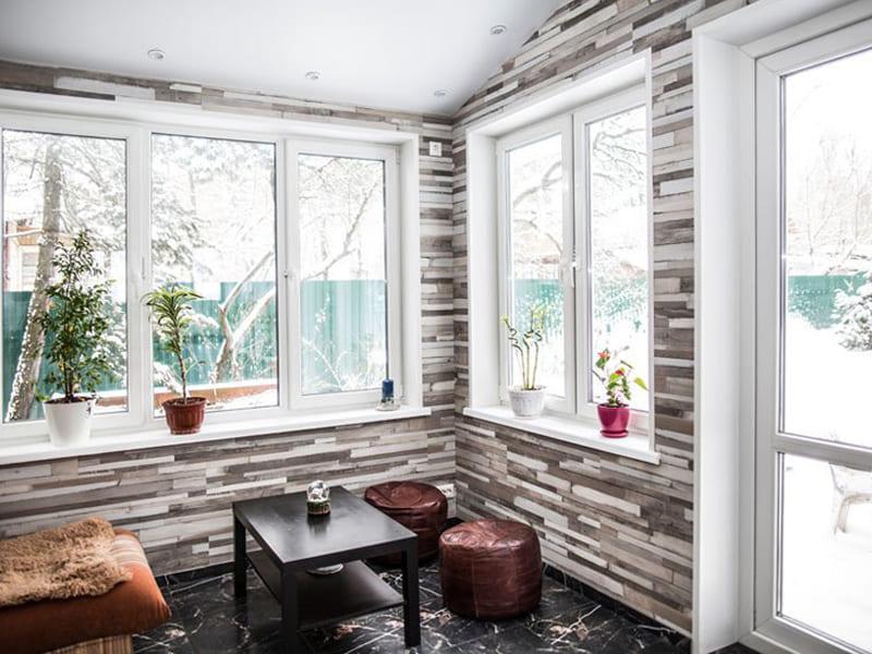 Заказать окна пвх в дом с монтажом
