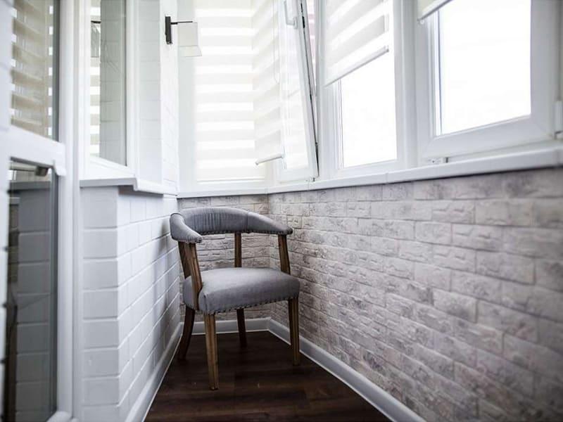 Теплый балкон под ключ акции скидки